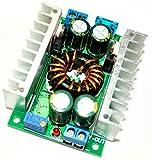 可変 昇圧 型 DC - DC コンバータ ー 最大 15 A / 300 W 昇圧 型 高効率 高安定 性 基盤 モジュール 変換 器 資材 部品 (1個)