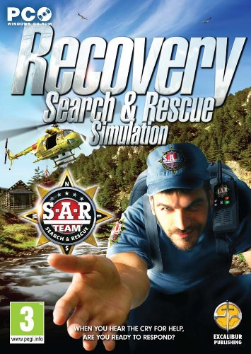 Recovery: Search and Rescue Simulation  (PC)