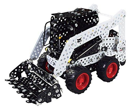 tr10275-bobcat-chargeur-compact-en-metal-a-construire-echelle-1-32-tronico-neuf