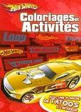 echange, troc Collectif - Coloriages et Activites Hot Wheels