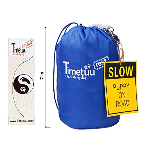 timetuu-hands-free-dog-carrier-sling-with-pocket-for-small-dogs-pets-and-puppies-convenient-portable