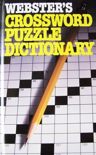 Webster's crossword puzzle dictionary, Fox-Sheinwold, Patricia