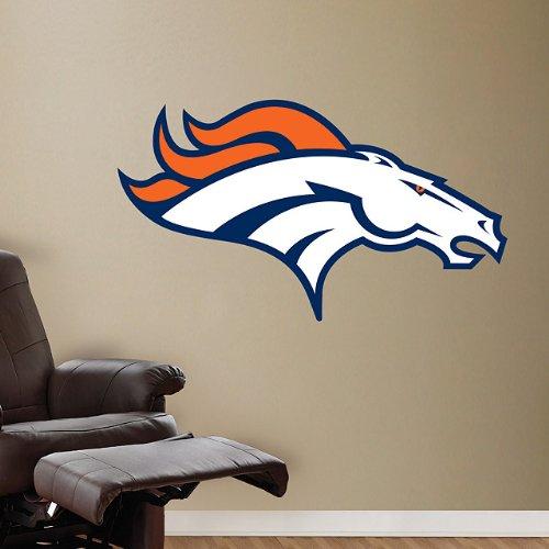 Fathead Denver Broncos Logo Wall Decal Fathead Wall Stickers & Murals autotags B001GAPSJQ