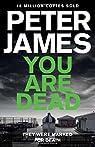 You Are Dead par James