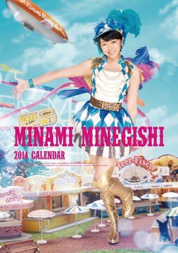 (壁掛)AKB48 峯岸みなみ カレンダー 2014年