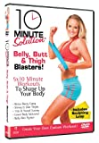 echange, troc The 10 Minute Solution - Belly, Butt And Thigh Blasters [Import anglais]