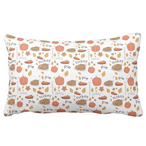 Thanksgiving Pumpkins Pillow Covers Thanksgiving Wikii