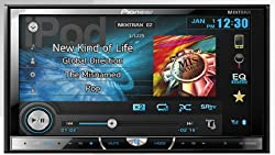 See Pioneer AVH-X5600BHS 2-DIN Multimedia DVD Receiver with 7