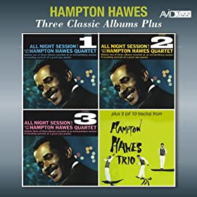 Three Classic Albums Plus (All Night Session, Vol. 1 / All Night Session, Vol. 2 / All Night Session, Vol. 3) [Remastered]