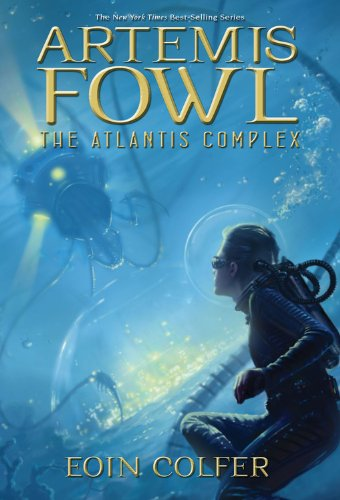 Cover of The Atlantis Complex (Artemis Fowl, Book 7)