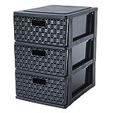 suchergebnis auf f r schubladenbox k che haushalt. Black Bedroom Furniture Sets. Home Design Ideas