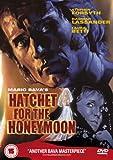A Hatchet For The Honeymoon [DVD] [1969]
