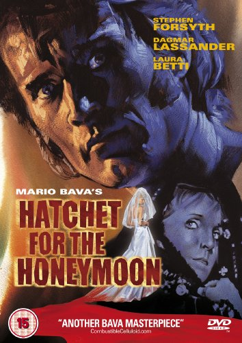 A Hatchet For The Honeymoon [DVD] [1969]