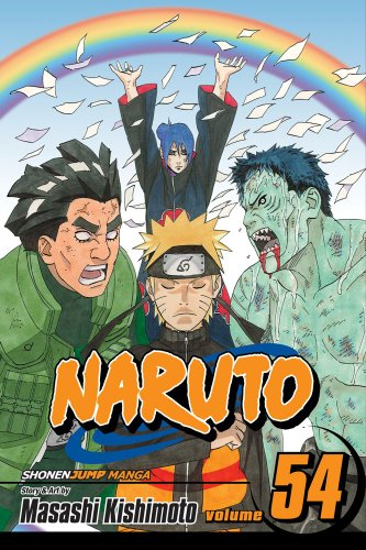NARUTO -ナルト- 54巻 (英語版)
