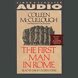 The First Man in Rome | [Colleen McCullough]