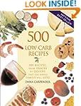 500 Low-Carb Recipes: 500 Recipes, fr...