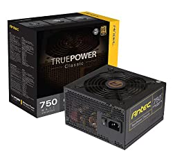 Antec True Power 750W 80 Plus Gold Power Supply Unit