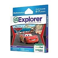 Leappad Explorer Cars Game