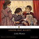 Little Women: Classics Deluxe Edition (       UNABRIDGED) by Louisa May Alcott, Jane Smiley (introduction) Narrated by Christina Ricci