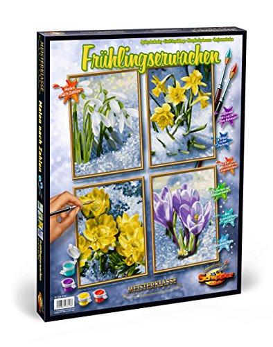Schipper Spring Awakening Paint-by-Number Kit
