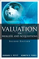 Valuation for Mergers and Acquisitions, 2nd Edition Front Cover