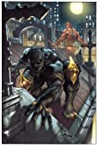 Francesco Francavilla Black Panther: The Man Without Fear Volume 1: Urban Jungle (Black Panther (Unnumbered))