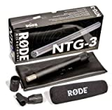 Rode NTG3 Condenser Shotgun Microphone with Storage Cylinder