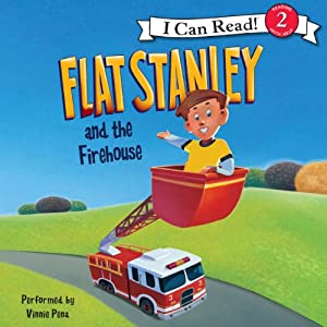Flat Stanley and the Firehouse Audiobook