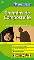 Carte ZOOM Chemins de Compostelle - Le Puy en Velay - St Jean Pied de Port