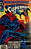 Superman: The Man of Steel #23 (July 1993, Reign of the Supermen!)