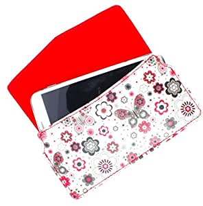 DooDa PU Leather Case Cover For LG Mega