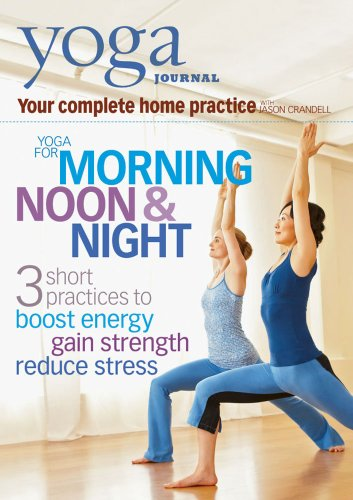 Yoga Journal: Yoga for Morning, Noon & Night with Jason Crandell (2008) Jason Crandell (Actor), Yoga Journal (Director) | Rated: NR | Format: DVD