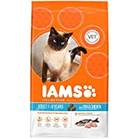 Iams Cat Food ProActive Health Adult With Wild Ocean Fish and Chicken - 10kg