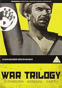 Dovzhenko: War Trilogy [DVD] [1928]