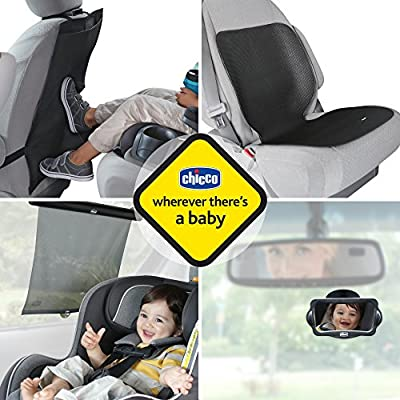 Chicco Universal Car Seat Accessory Set Kick Mats Undermats Shade Baby View Mirror Alert Sign by Chicco that we recomend individually.