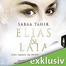 Eine Fackel im Dunkel der Nacht (Elias & Laia 2) Hörbuch von Sabaa Tahir Gesprochen von: Maximilian Artajo, Marie Bierstedt, Julia Stoepel