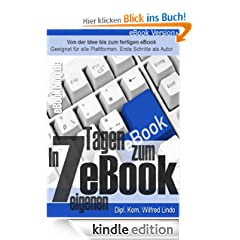 In nur 7 Tagen zum eigenen eBook