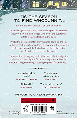 A Christmas Party (Seasonal Murder Mystery)