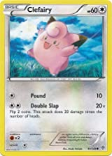 Pokemon - Clefairy (97) - Black and White Plasma Storm [Toy]