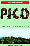 img - for Pico: The White Paper Act book / textbook / text book