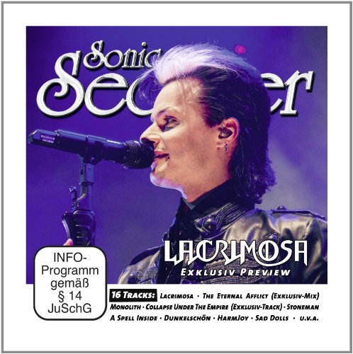 Sonic Seducer Cold Hands Seduction Vol. 154 inkl. Lacrimosa Exklusiv Preview + 15 weitere Tracks + Sonic Seducer 06-14 mit The Sisters Of Mercy u.v.m.