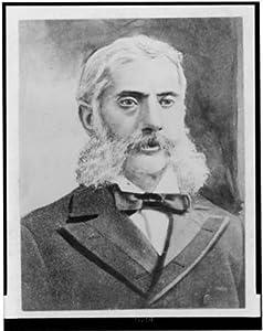 Photo: Meyer Guggenheim,1828-1905,patriarch of the Guggenheim family,German Jewish