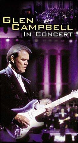 Glen Campbell - In Concert [VHS]