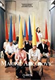 Marina Abramovic (English and Italian Edition)