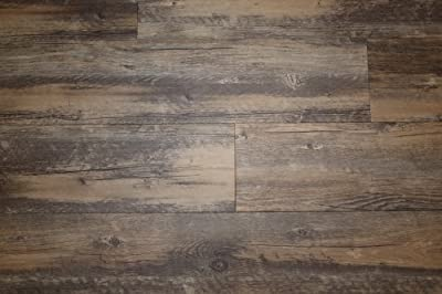 "Kryptonite Farmwood Luxury Vinyl Plank Flooring 3mm x 6.3"" UT035 SAMPLE"
