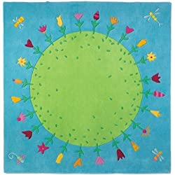 HABA 2973 - Teppich Blumenplanet