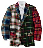Dundee Panel Tartan Sportcoat / Regular