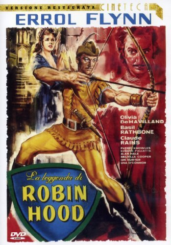 La leggenda di Robin Hood (versione restaurata) [IT Import]