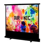 Duronic FPS100/43 Ecran de projection...