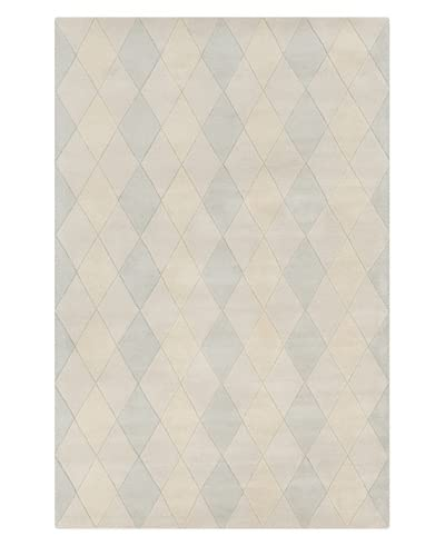 Filament Adam Hand-Tufted Wool Rug, Grey, 5' x 7' 6